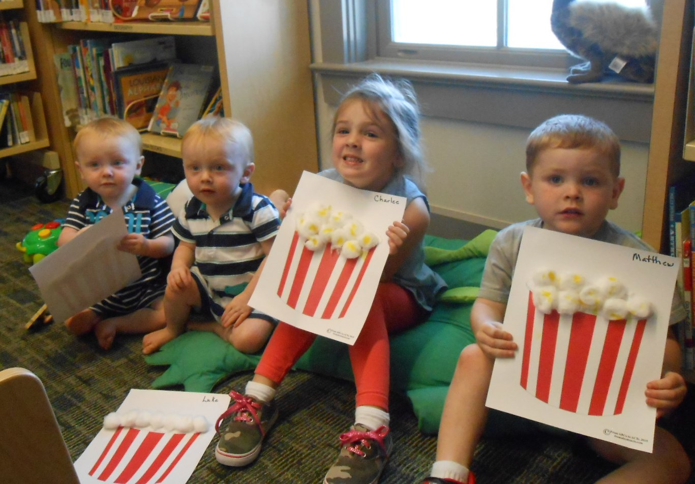 JB Group_Popcorn craft