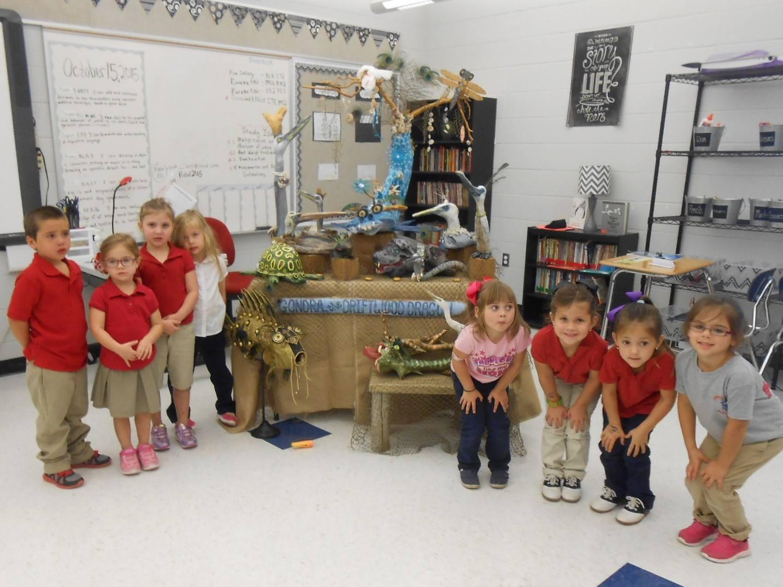 kids at Jb school