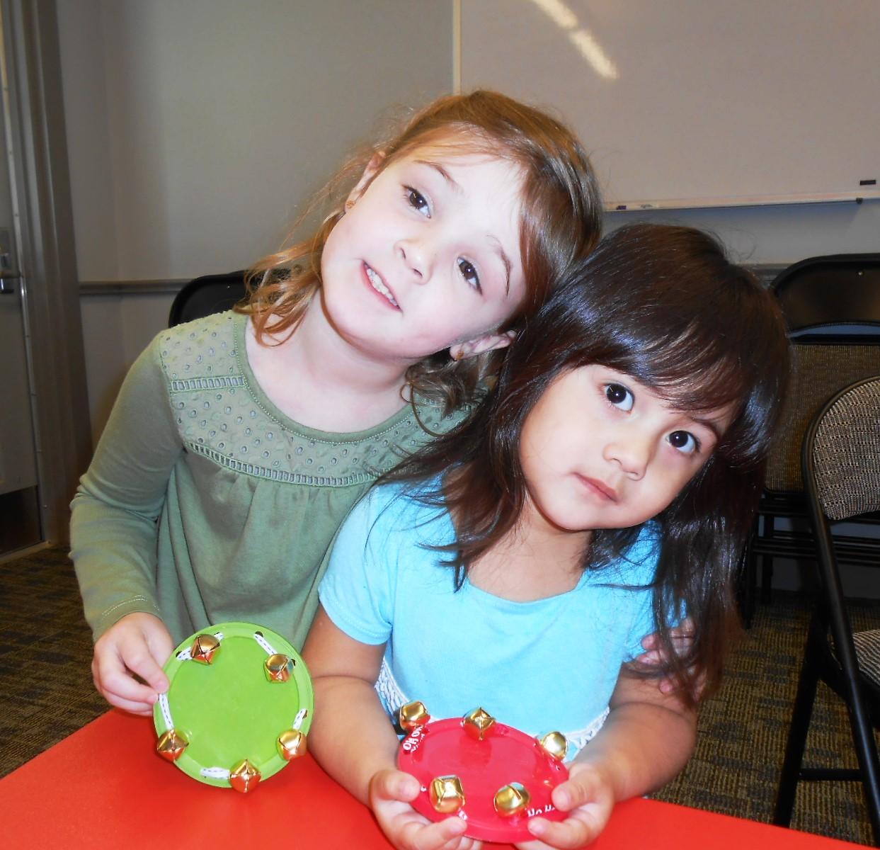 Toddler Jingle Bell program