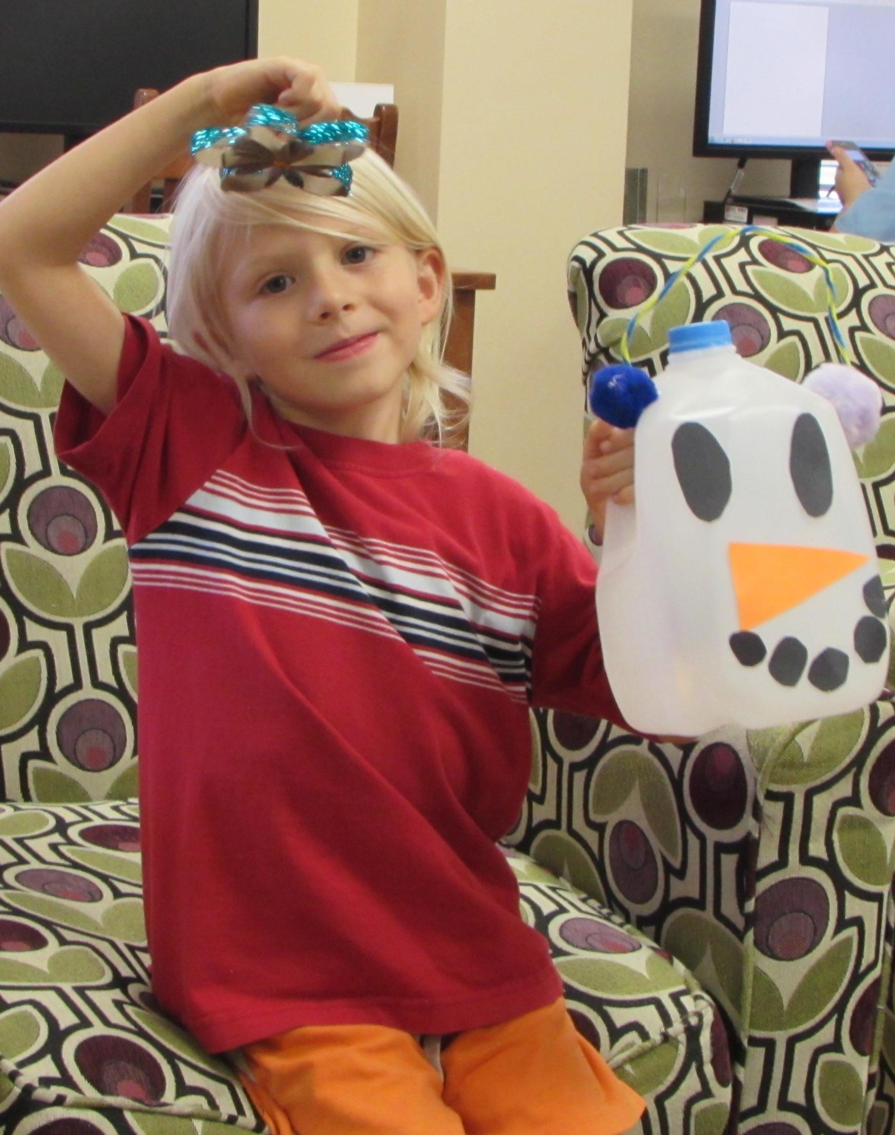 GL boy Christmas Crafts 12-13