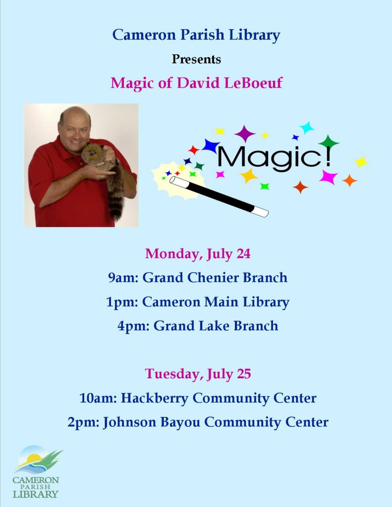 Magic David LeBoeuf_All Branches_2017