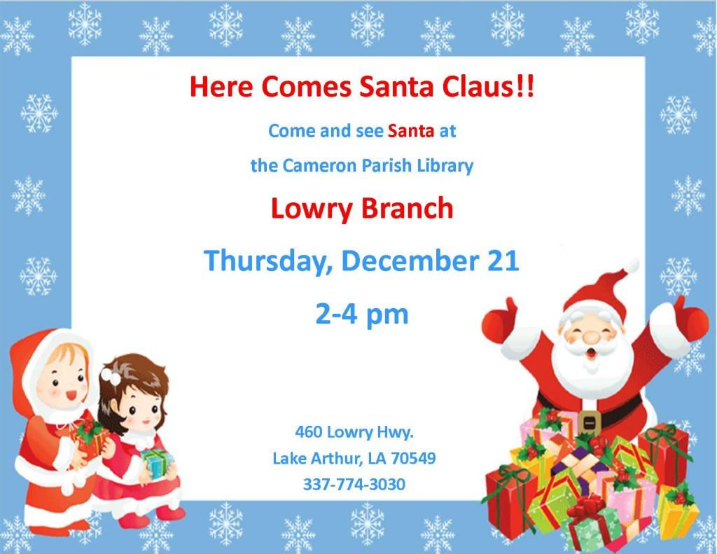 Lowry_Santa flyer