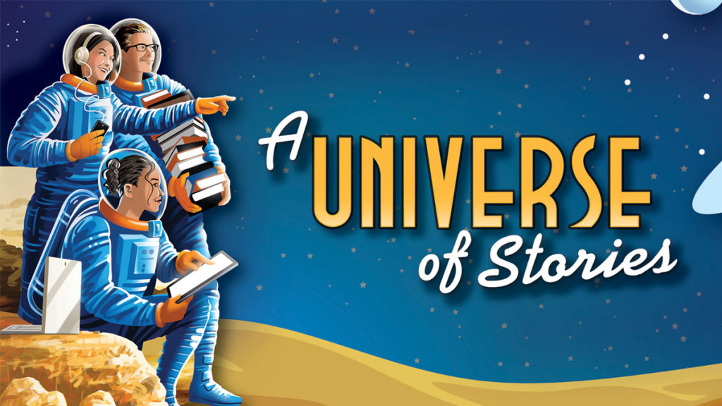 SRP_A Universe of Stories poster