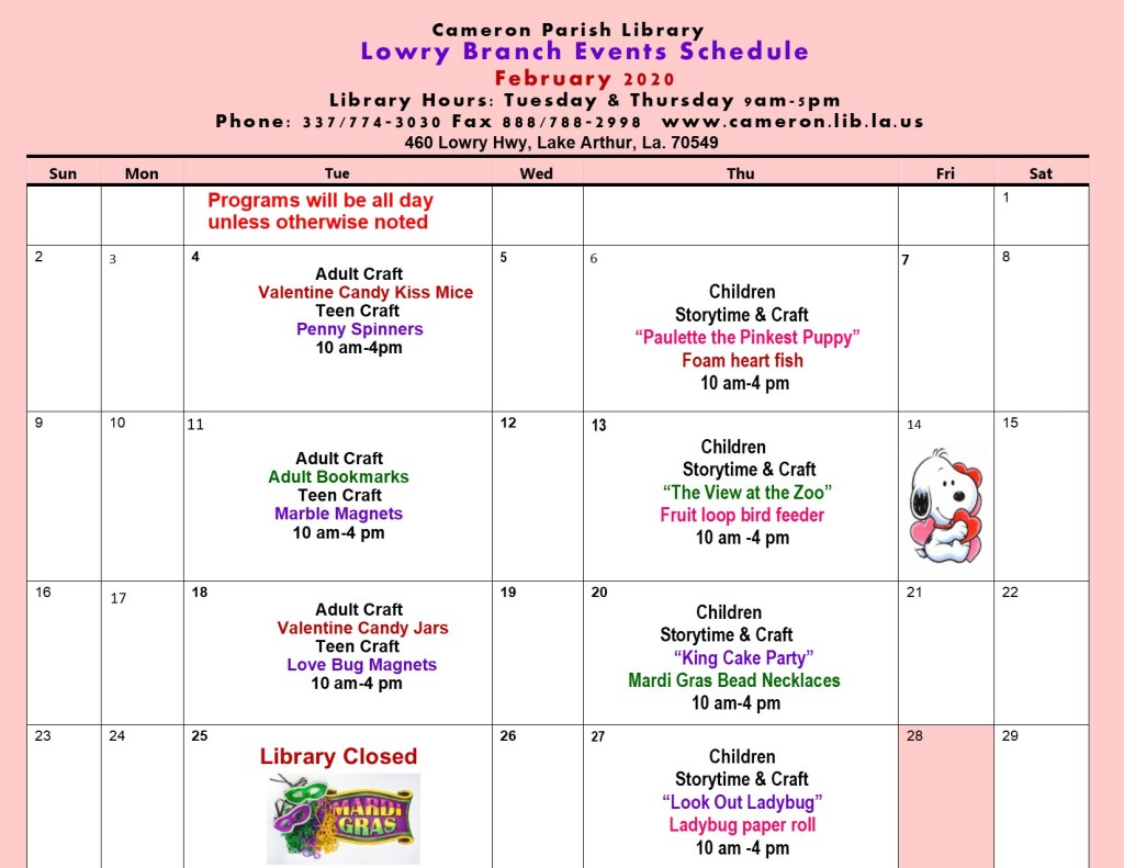 Low_Calendar Feb